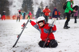 Tips from our nannies for skiing with kids